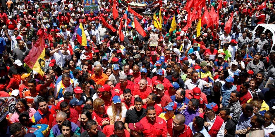 واشنطن تدعو لمزيد من الضغط على مادورو.. وتتهم الاتحاد الأوروبي بالتخاذل