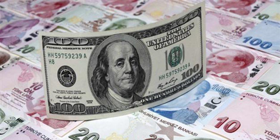 أسعار العملات الأجنبية اليوم الأربعاء 11-9-2019.. الدولار يواصل الانخفاض أمام الجنيه