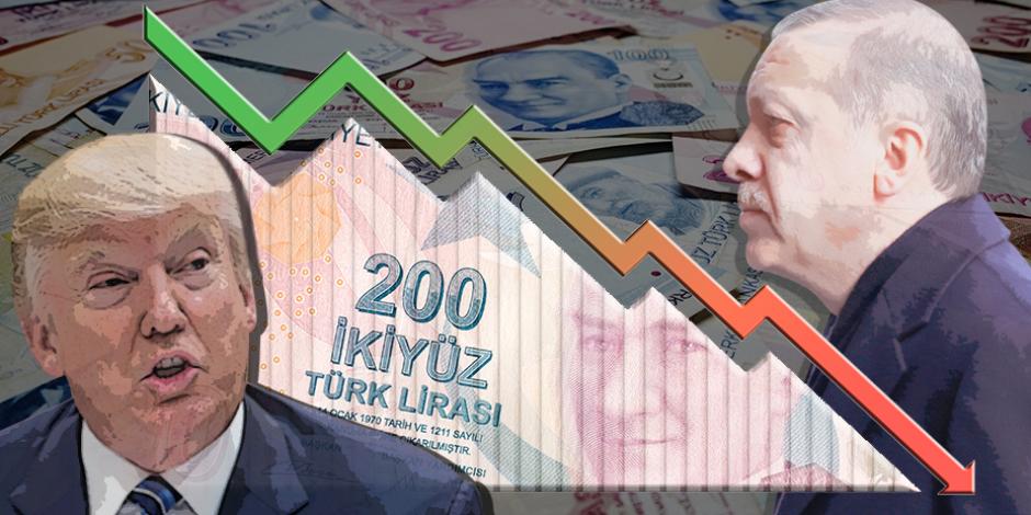 ورقة التوت الكاشفة لعورة أردوغان.. الليرة بين ادعاء القوة والتورط العميق في الضعف