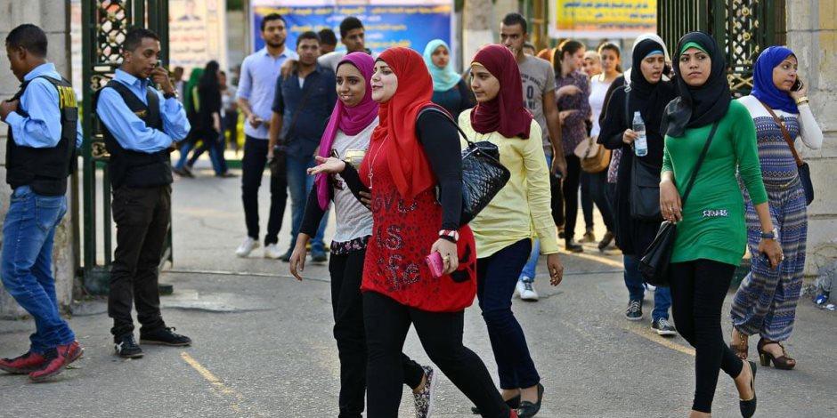 جامعة عين شمس تعلن جاهزيتها لـ «أحد الدراسة»: الجامعات ليست مكانا للممارسة السياسية