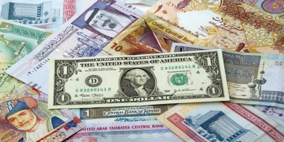 أسعار العملات الأجنبية اليوم الثلاثاء 21-1-2020.. الدولار ينخفض 3 قروش أمام الجنيه
