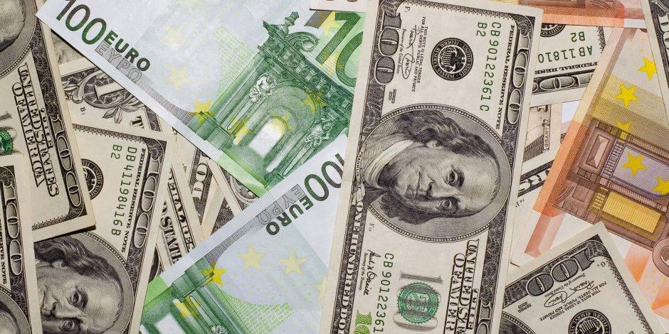 انخفاض سعر الدولار اليوم الاثنين أمام الجنيه المصرى