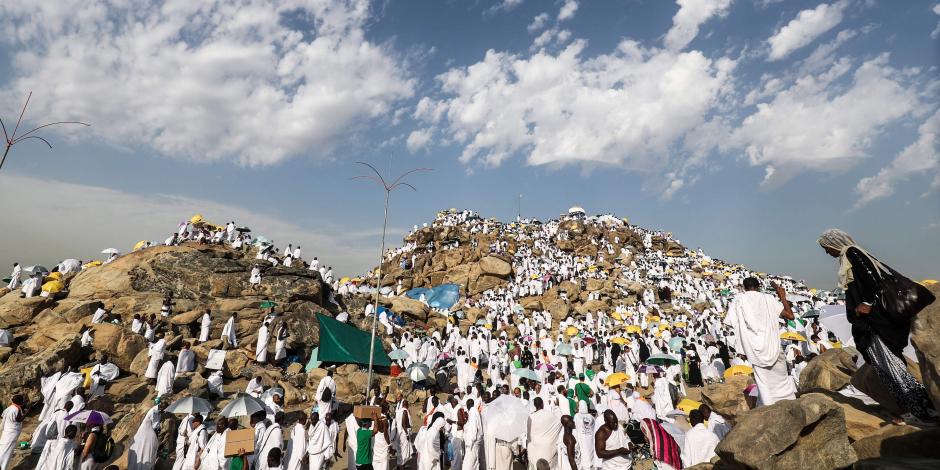 في موسم الحج.. أبرز المزارات الدينية بالأراضي المقدسة (صور)
