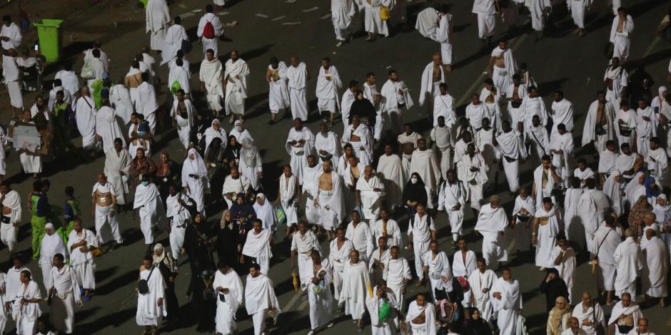 السعودية: وصول 324 ألفا و522 حاجا إلى المدينة المنورة