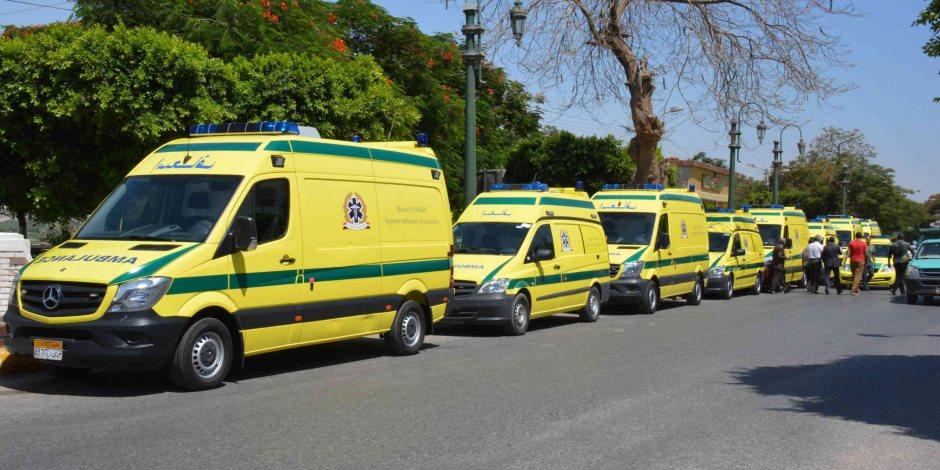 رجالة الطوارئ في كل مكان.. أين تنتشر سيارات الإسعاف خلال أجازة العيد؟
