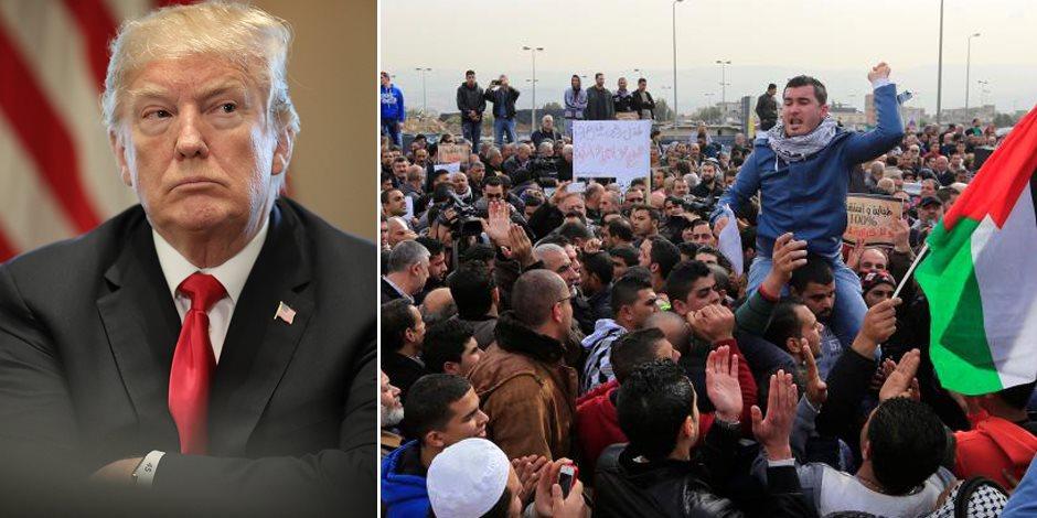 إدارة ترامب تبتز القيادة الفلسطينية بالمساعدات.. وجماعة مؤيدة لإسرائيل: فضيحة أخلاقية