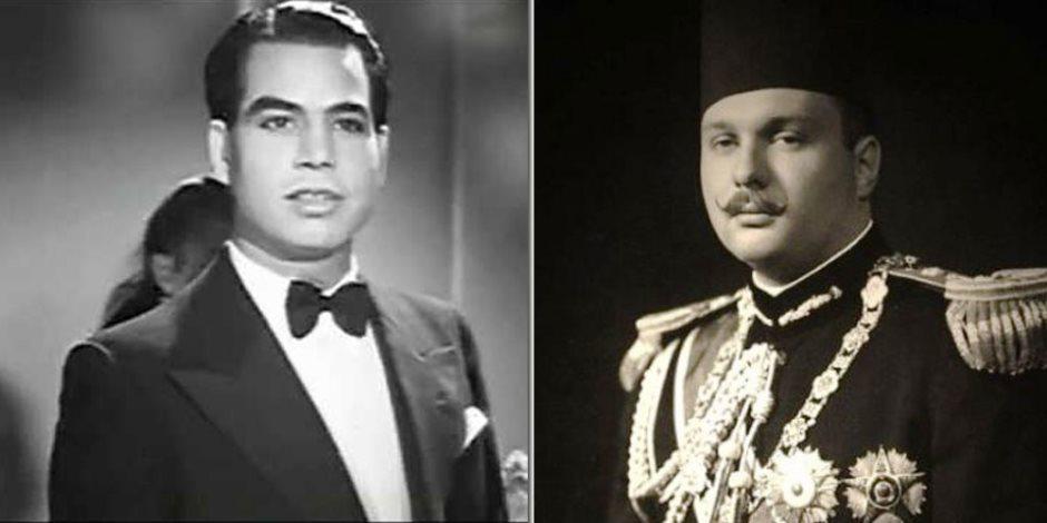 لماذا أجبر الملك فاروق المطرب عبدالغنى السيد على تطليق زوجته؟