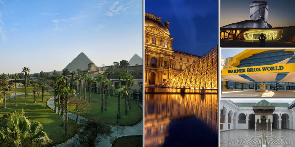 على غرار قائمة الأكثر تأثير.. 5 أماكن بالشرق الأوسط ضمن أعظم 100 مكان في العالم