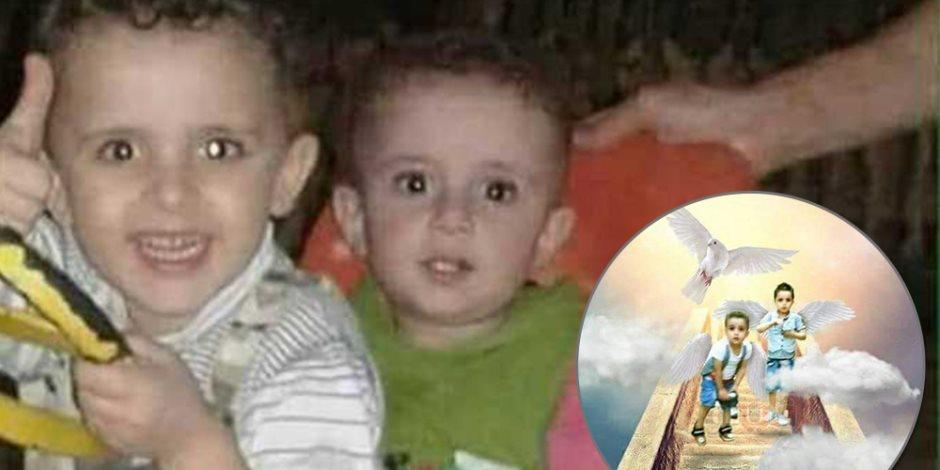 والد طفلي ميت سلسيل يعترف أمام النيابة: تناولت المخدرات قبل الجريمة (مستندات)