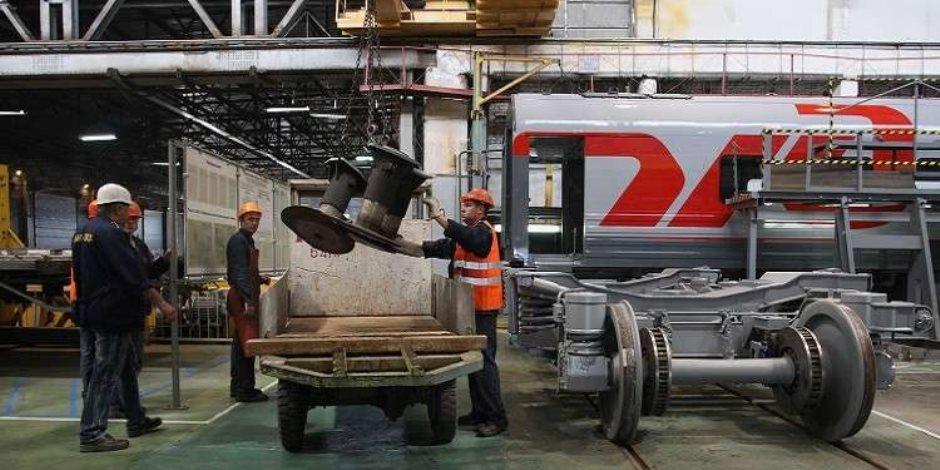 تجديد السكة الحديد.. تفاصيل مناقصة شراء 1300 عربة قطار من روسيا