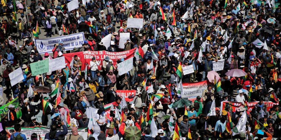 بعد سقوطها في دوامة الفوضى.. شبح الحرب الأهلية يهدد بوليفيا