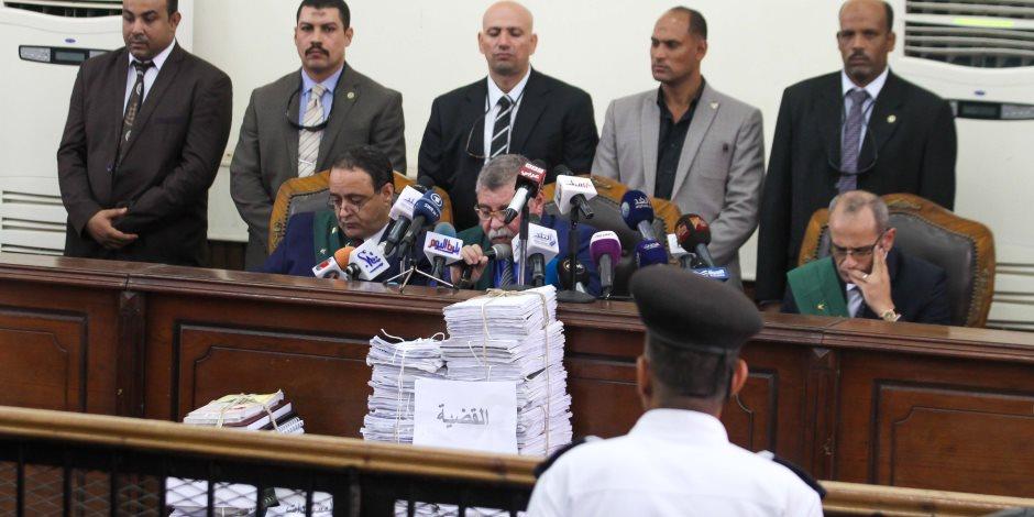 بالمستندات.. الأحكام الكاملة لأخطر قضية إرهاب فى تاريخ الإخوان لـ«فض اعتصام رابعة»