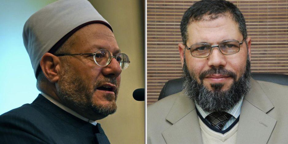 بعد حكم إعدامات رابعة.. كيف صدّق مفتى مصر على إعدام مفتى جماعة الإخوان ومرشدها؟