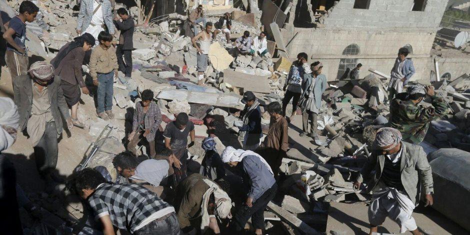 4 أعوام على احتلال صنعاء.. كيف قدمت السعودية المساعدات للشعب اليمني لحمايته من الحوثيين؟