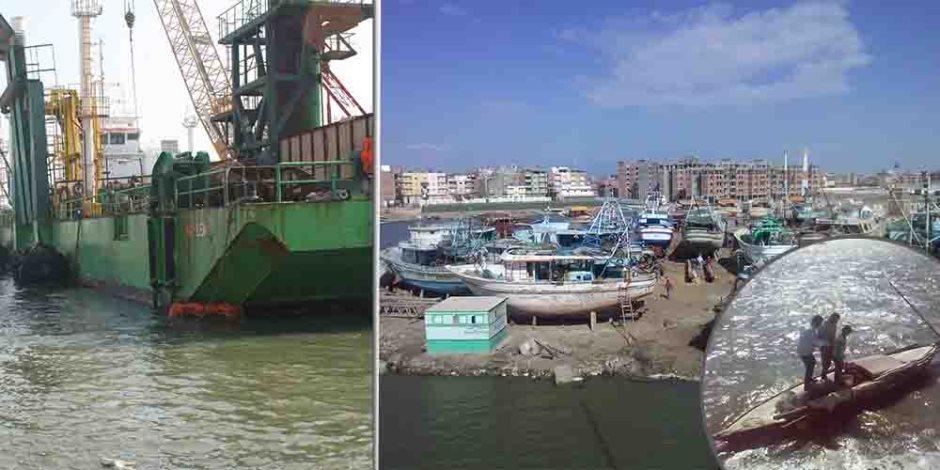 تمتلك ربع أسطول مصر من المراكب.. صناعة السفن مهنة تتوارثها الأجيال بكفر الشيخ
