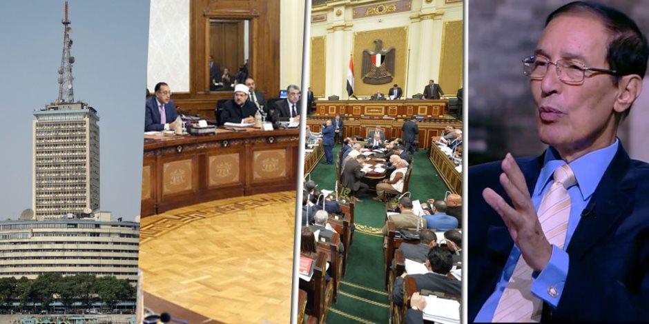 """هل يدفع """"الأعلى للإعلام"""" فاتورة الكنيسي؟.. نقابة الإعلاميين تهدد قانونية المجلس"""