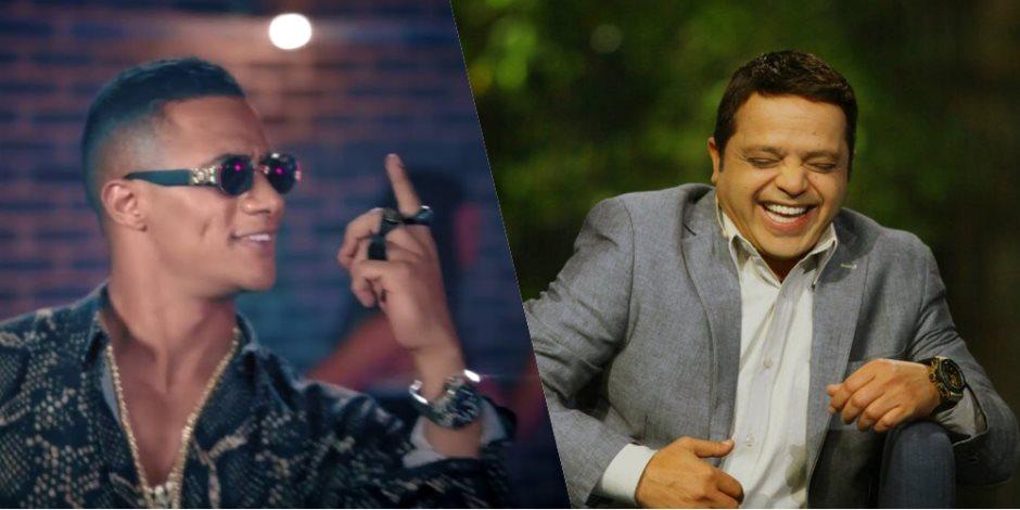 «نمبر وان الفشنك».. هنيدي ينضم لقافلة مهاجمي محمد رمضان