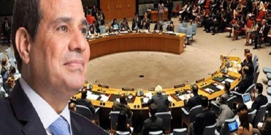 ضربة معلم.. كيف استغل السيسي الأمم المتحدة لطرح القضية الفلسطينية والحفاظ عليها؟