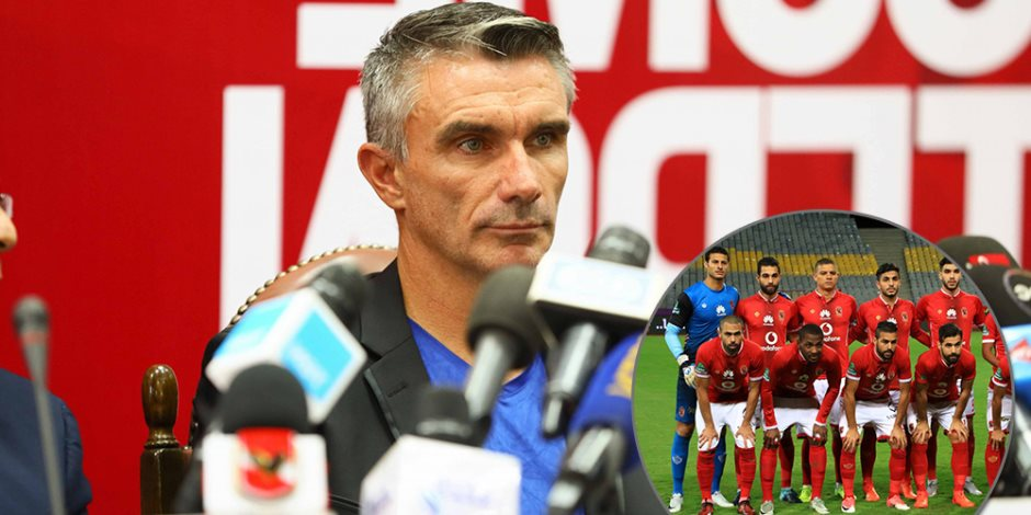 خطايا كارتيرون.. كيف أفقد المدرب الفرنسي الأهلي هويته الهجومية والضغط على الخصم؟