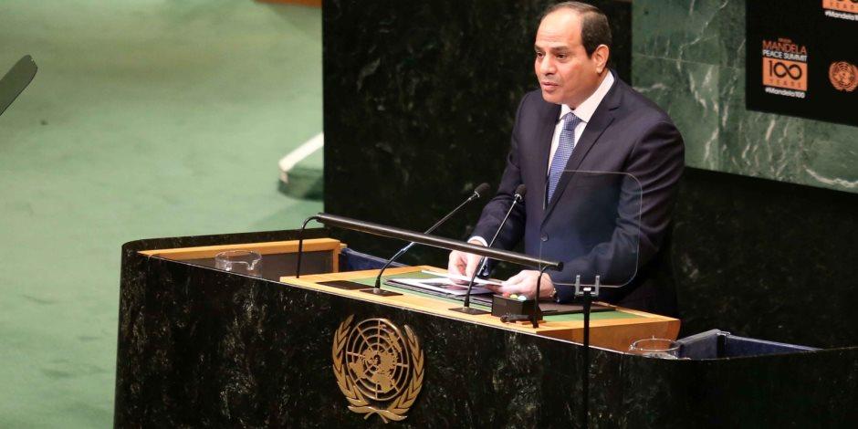 رسائل تصريحات السيسي لصحيفة الشاهد الكويتية: لا تصالح مع الإخوان ويجب تجديد الخطاب الديني