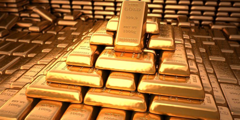 الذهب يرتفع عالميا مع تخوفات من تباطؤ النمو.. والدولار إلى أعلى مستوى في 3 أشهر