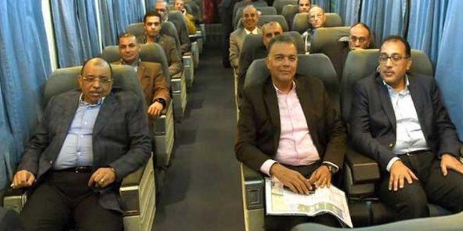 «2020 القطار شكل تاني».. ماذا تفعل السكة الحديد لتأهيل أسطول الجرارات والعربات؟