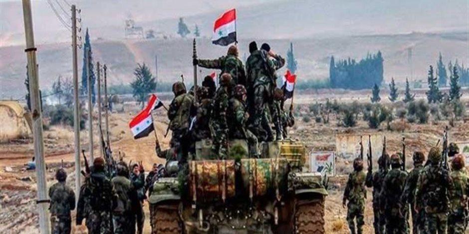 الجيش السوري يمهد لمعركة إدلب الكبرى: قصف جوي ومدفعي لتمركزات المتشددين