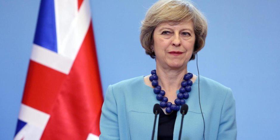 هل ترى اتفاقية بريكست النور؟.. تيريزا ماي تتمسك بالخروج من الاتحاد الأوروبي