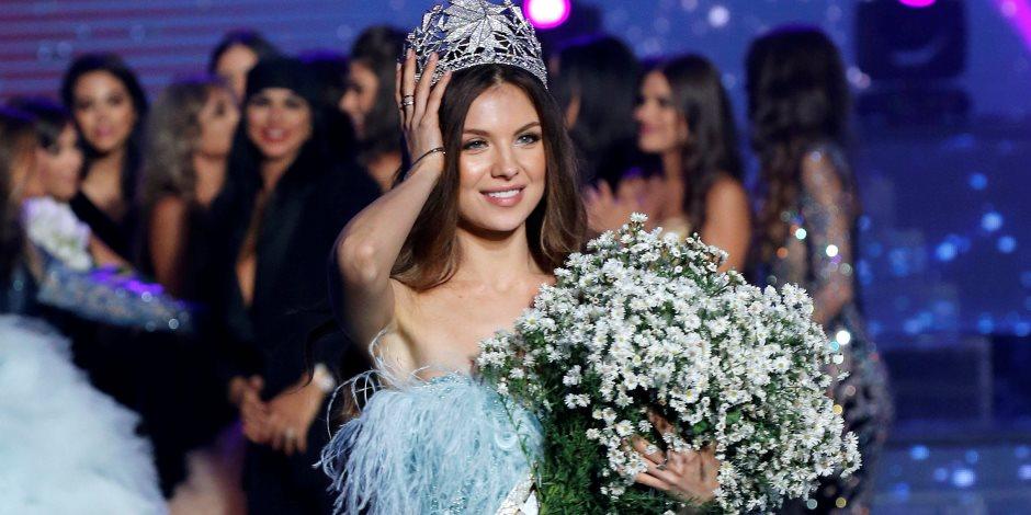 هل تحصد لقب ملكة جمال الكون؟.. مايا رعيدي تتوج على 30 سيدة في لبنان (صور)