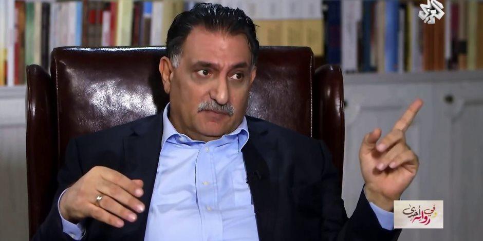 مفكر إسلامي باحثًا في السلفية.. آخر صيحات عزمي بشارة