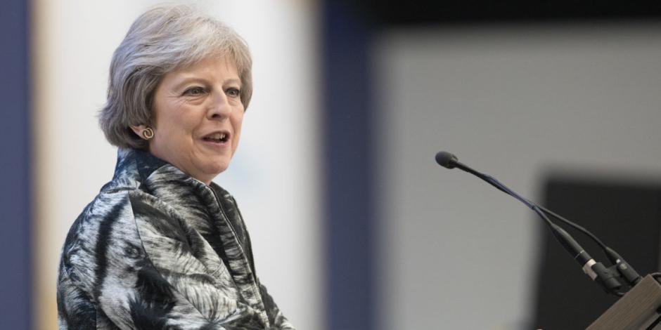 في خطاب عاطفي.. تيريزا ماي تثق بـ«بريكست» في مصلحة كل البريطانيون