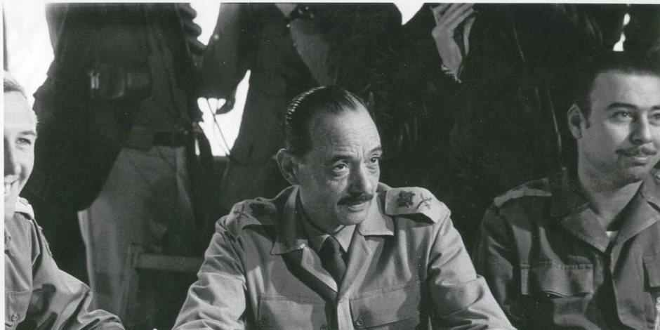 تعرف على القائد العسكرى  المشير محمد الجمسى  - بوابة صدى مصر