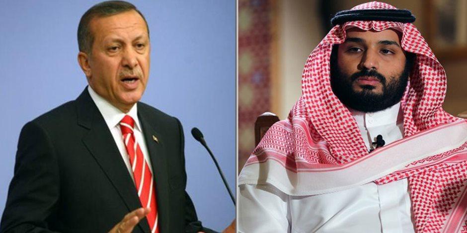 ردا على تجاوزات «أردوغان» ونظامه.. رسالة حاسمة من الأمير محمد بن سلمان