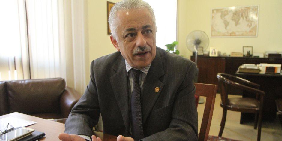 وزير التعليم يوضح خطوات إعداد بحث للطلاب من الثالث الابتدائى حتى الإعدادية