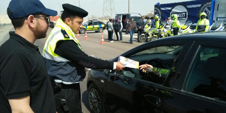 خلي بالك أنت كمان معرض للحبس.. قانون المرور الجديد لا يعاقب السائقين وحسب