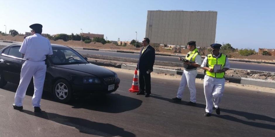 مرور بلا أوراق.. ماذا فعلت وزارة الداخلية لميكنة إدارة المرور؟