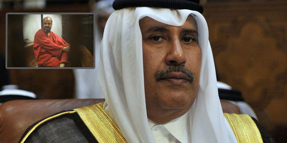 «الجرائم هي الحل».. كيف تشابهت تغريدات حمد بن جاسم وتصريحات الإخواني محمد البلتاجي؟