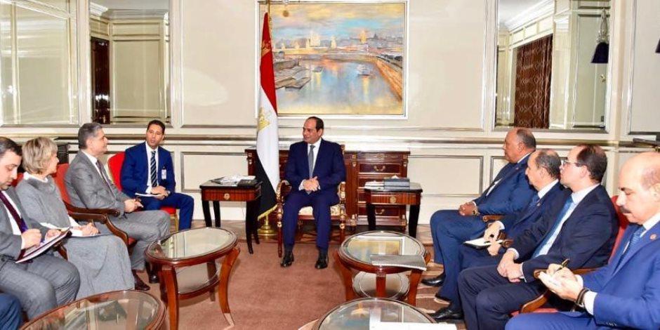 رئيس الاتحاد الأوراسي: حريصون على بدء المفاوضات مع مصر للتوصل لاتفاق تجارة حرة