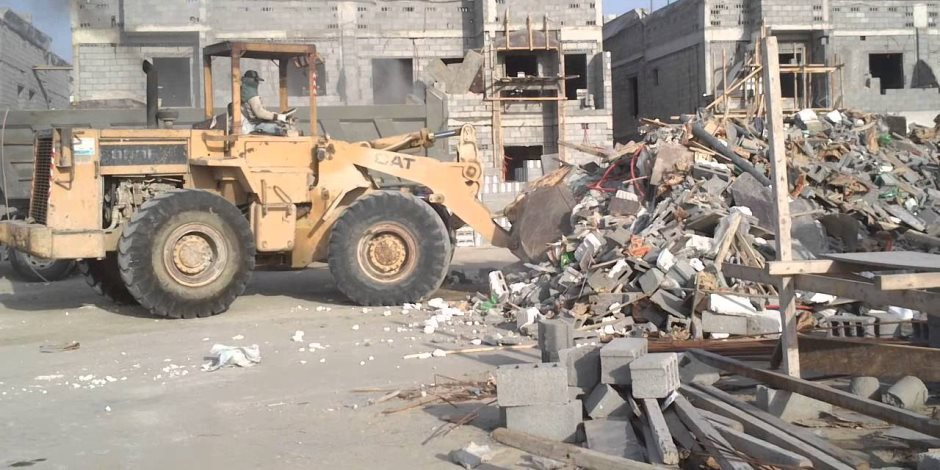فبراير 2020.. المحافظات تتخلص من مقالب القمامة العشوائية