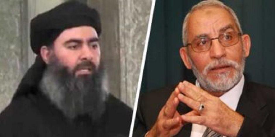 انفراد.. كواليس اتفاق الإخوان ونائب أبو بكر البغدادي لتأسيس «ولاية الجيزة»