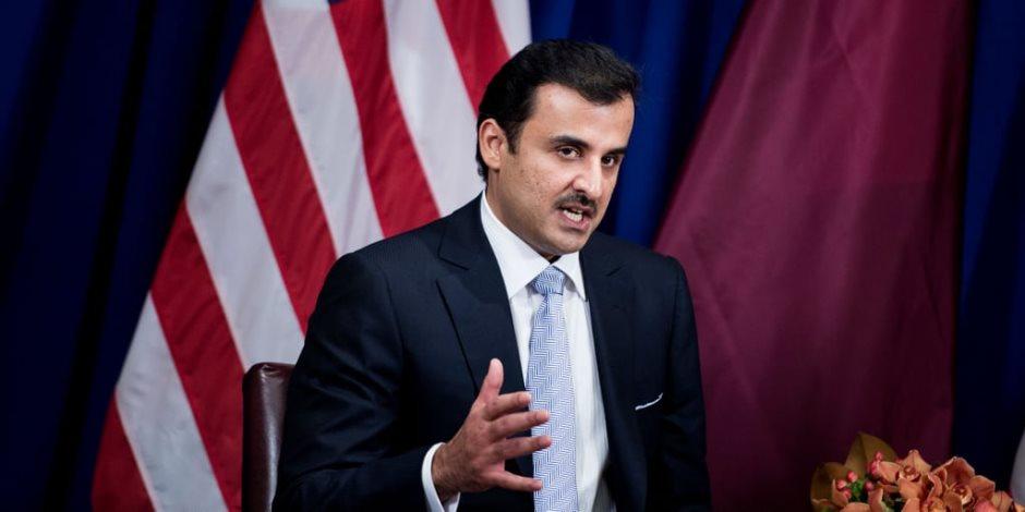 تميم بن حمد النصاب.. مشروعات وهمية ووعود كاذبة في قطر