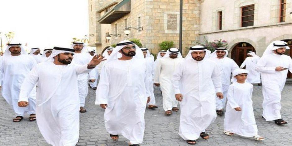 في مقتل جمال خاشقجي.. هذه رسالة محمد بن راشد لدعم السعودية ضد مؤامرة قطر وتركيا (فيديو)