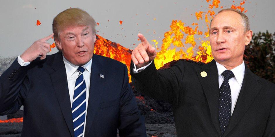 القواعد العسكرية الأمريكية في خطر.. ماذا تخبرنا التهديدات النووية المتبادلة بين ترامب وبوتين؟