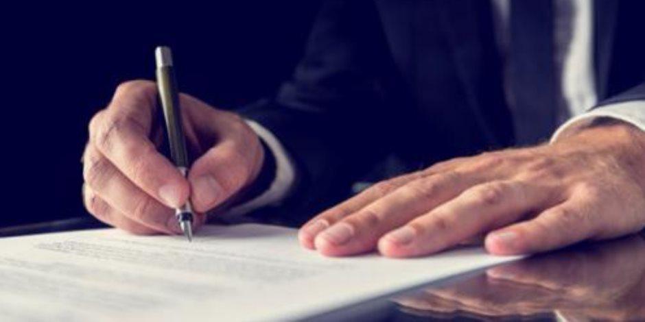عن العقود..الفرق بين دعوي صحة التوقيع ودعوي صحة و نفاذ والتسجيل بالشهر العقاري