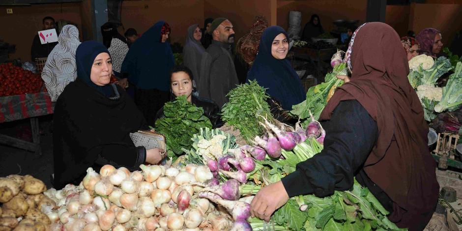 أسعار الخضروات والفاكهة اليوم الأربعاء 4-3-2020.. الخيار بـ 3 جنيهات للكيلو