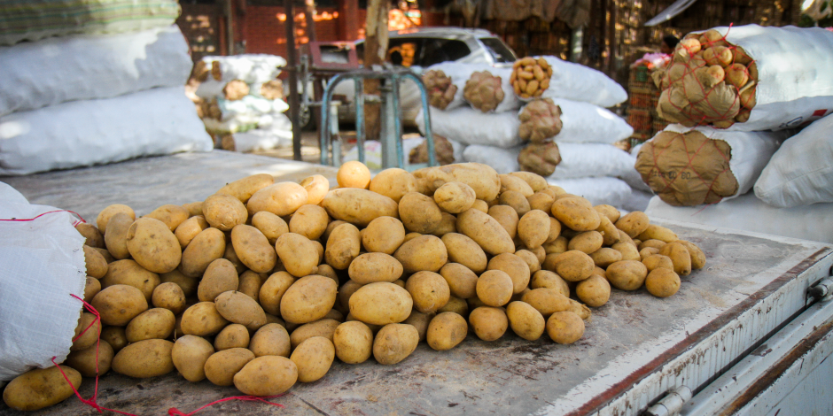 أسعار الخضروات والفاكهة اليوم الخميس 20-2-2020.. البطاطس بـ 2 جنيهه للكيلو