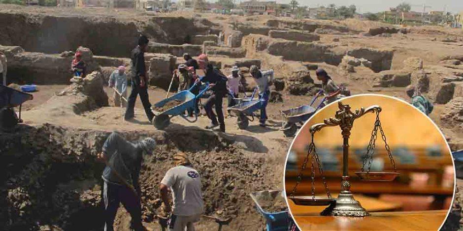 رحلة التنقيب عن المساخيط من الإسكندرية إلى أسوان.. هل يكفي القانون لحماية آثار مصر؟