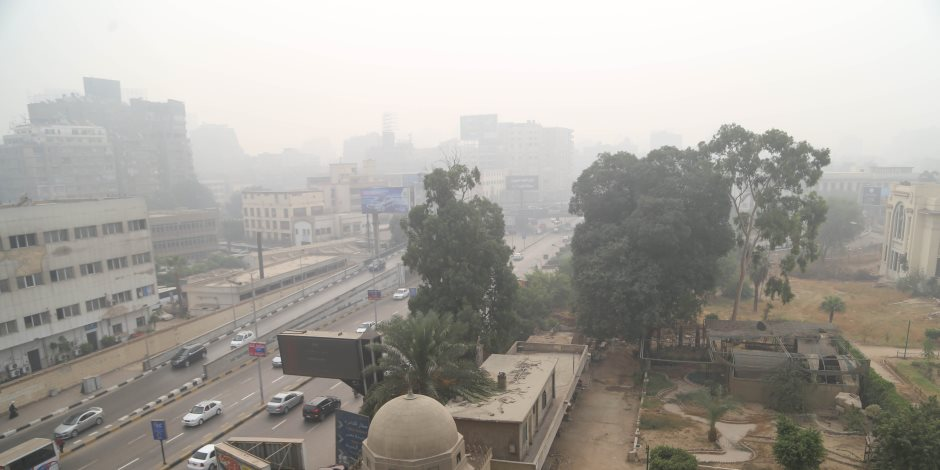 اليوم شبورة وطقس معتدل على القاهرة والوجه البحرى والعظمى بالعاصمة 32 درجة