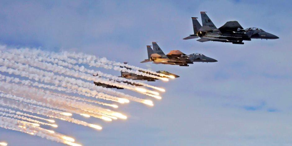 كيف تزود مقاتلات التحالف العربي بالوقود جوا؟ السعودية تكشف الطريقة (فيديو)