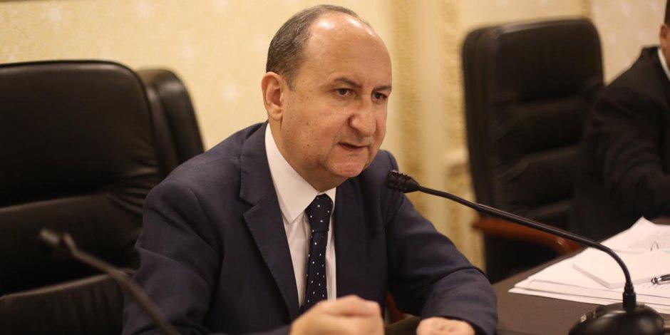 «نمتلك الخبرة».. عمرو نصار يكشف للنواب أحلامه وخططه لتطوير «الصناعة»